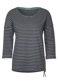 Stripe Patch T-Shirt