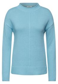 TOS Pullover roundneck - 12593/sporty sky blue