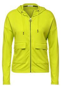 T-Shirt Jacket Big Pocket - 12595/nordic yellow