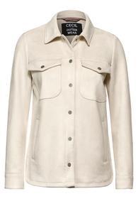 Velour Shirtjacket