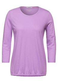 NOS Stripe T-Shirt - 22746/soft violet
