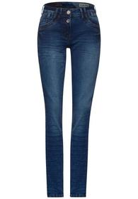 Style NOS Scarlett Mid Blue - 10282/mid blue wash