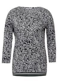 TOS Animal Melange T-Shirt