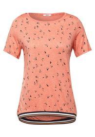 TOS Minimal Melange T-Shirt