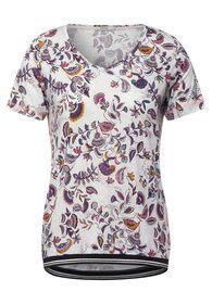 EOS_Enie Paisley Print shirt