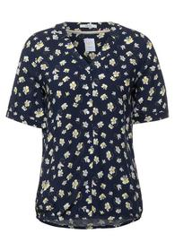 TOS Flower Print Tunic