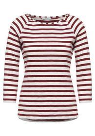 TOS Slub Stripe T-Shirt
