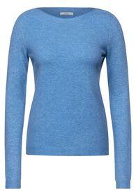 NOS Cosy Pullover - 13419/mountain blue melange
