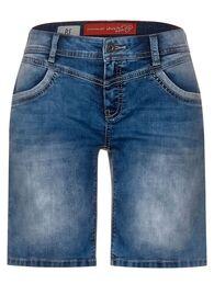 QR Kate shorts blue