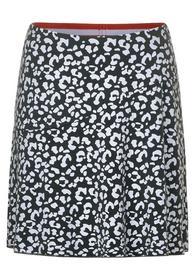 Cecilia L50 circle skirt print