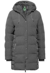 Mantel mit moderner Steppung