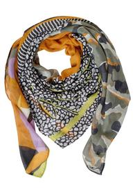 Patch Square Scarf