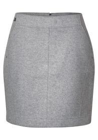 Style Maja A-shape wool optic