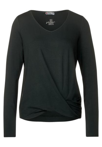 LTD QR shirt w.knot