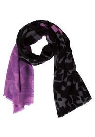 Langer Schal mit Print