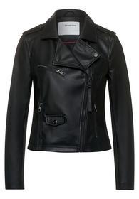 LTD QR PU Biker Jacket