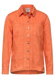 Denim-Overshirt jacket col