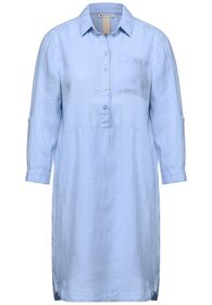 LINEN Shirt Dress_Moderat_L96