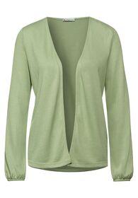 Verschlusslose Shirt Jacke