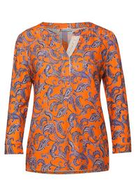 Mat Mix-Shirt mit Paisley