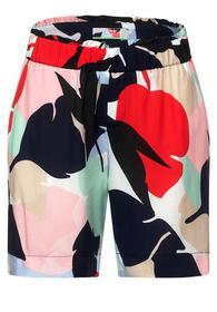 Loose Fit Shorts mit Print