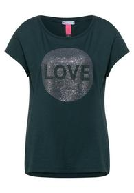LTD QR love shirt w.stones