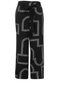 Style LTD QR Emee PRINT Viscos - 20001/Black