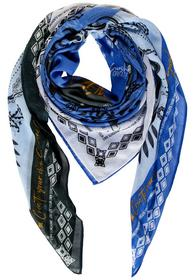 Schal mit Paisley Print