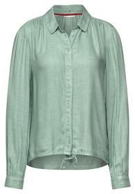 Melangé shirtcollar blouse w g