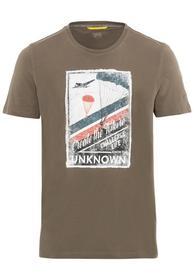 H-T-Shirt 1/2 Arm - 75/olive CORE