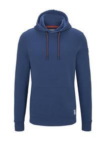 sporty basic hoodie