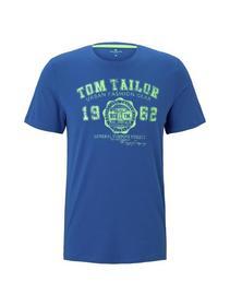 logo tee - 20587/victory blue