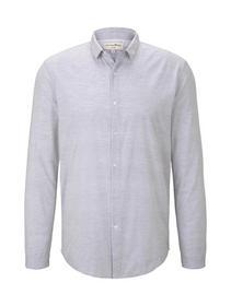 space yarn shirt - 10922/Morning Grey