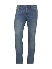 slim PIERS bright blue denim
