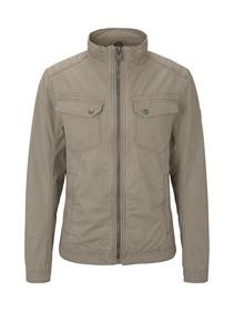 casual cotton touch jacket - 10941/Coastal Fog Bei