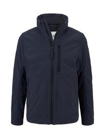casual jacket with hood