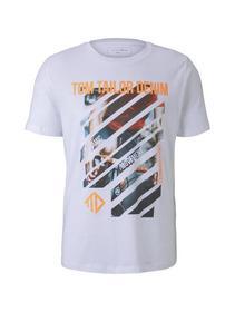 fotoprint T-shirt - 20000/White