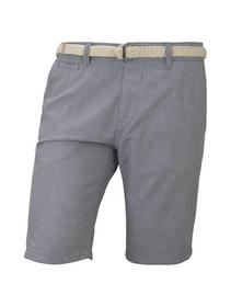 chino shorts y.d. with belt