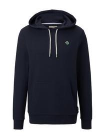 hoodie w. sleeve detail