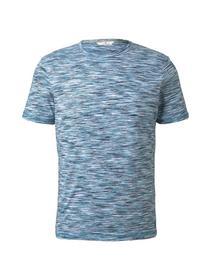 space dye tshirt - 22371/teal spacedye