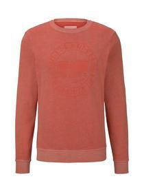 ovedyed print sweatshirt