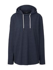 hooded longlsleeve T-shirt