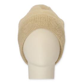 Mütze Pudel Mohairoptik
