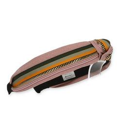 Haarband Zipper