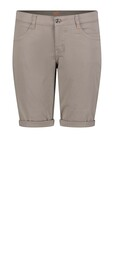 MAC JEANS - SHORTY summer clean, Fade out gabardine
