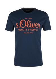 T-Shirt kurzarm - 5865/blue