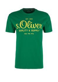T-Shirt kurzarm - 7662/Green