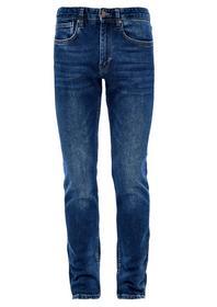 Hose lang - 56Z6/mid.blue h