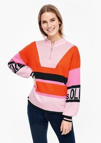 Pullover langarm - 23X0/pumpkin kn
