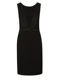 Kleid kurz - 9999/TRUE BLACK